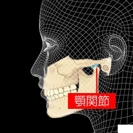 顎関節症イメージ画像